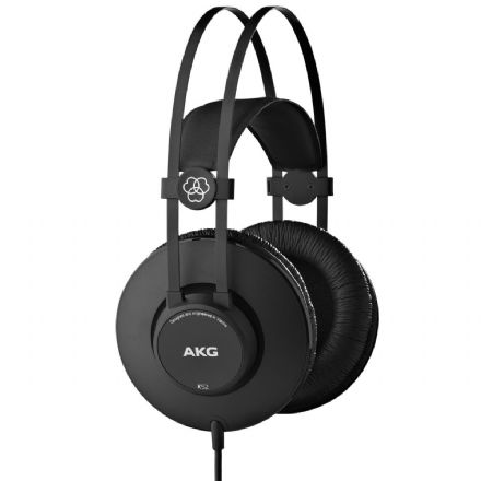 AKG K52 Closed Back Studio Headphones
